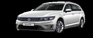 Jämför laddhybrider: VW Passat GTE