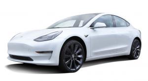 Jämför laddhybrider med elbilar: Tesla Model 3
